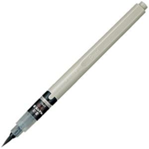 (業務用100セット) ぺんてる 筆ペン 墨液 XFP6L 中字
