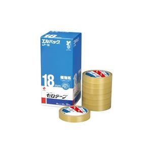(業務用20セット) ニチバン セロテープ Lパック LP-18 18mm×35m 12巻 ×20セット