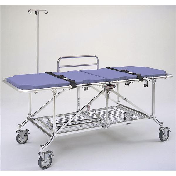 日進医療器 施設用家具・備品 折りたたみ式ストレッチャー Dタイプ TY231D TY231D