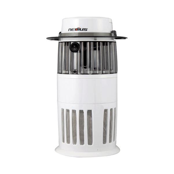 スイデン 吸引式捕虫器 ホワイト NMT-15A1JG-W