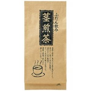 (業務用100セット) 原田園 ふだん飲み茎煎茶 200g/1袋