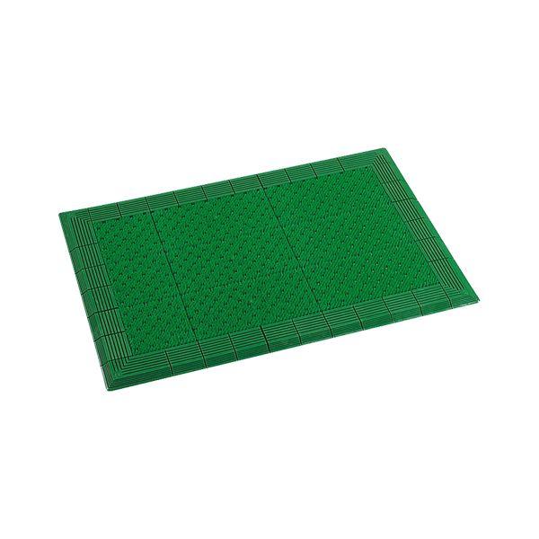 テラモト テラエルボーマット 900X1500 緑 MR0520521