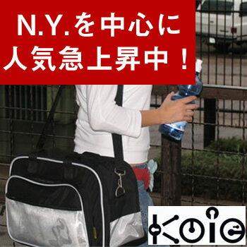 送料無料【コイエ モゴコレクション トゥイー】人気急上昇中のカジュアルバッグ。軽量で撥水加工を施したナイロンなど機能的な素材を選びポケットが多いのが特徴