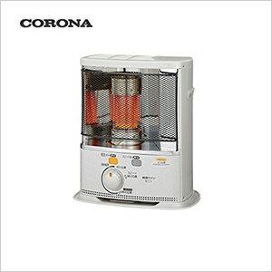【最大500円クーポン】CORONA(コロナ) ポータブル石油ストーブ(反射型)  SX-E2816Y-W