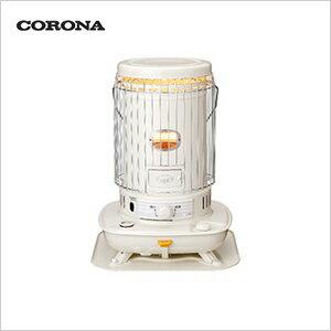 【最大500円クーポン】CORONA(コロナ) ポータブル石油ストーブ(対流型)  SL-6616-W