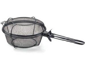 Outset アウトセット 30cmアウトドア用3in1グリルバスケット 脱着式ハンドル 11.75inch