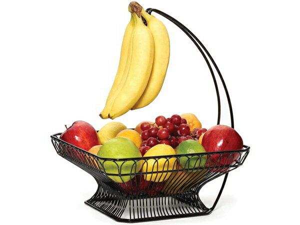 Mikasa ミカサ カントリー・スタイル フルーツバスケットバナナ・フック付き