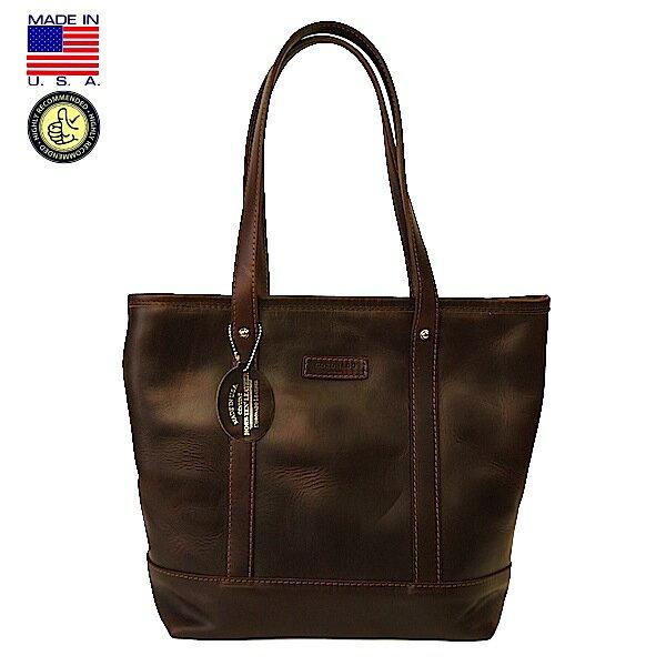 CORONADO LEATHER コロナド レザー Horween Chromexcel Leather Travel Tote Dark Brown トラベル トート レザー トートバッグ  アメリカ製