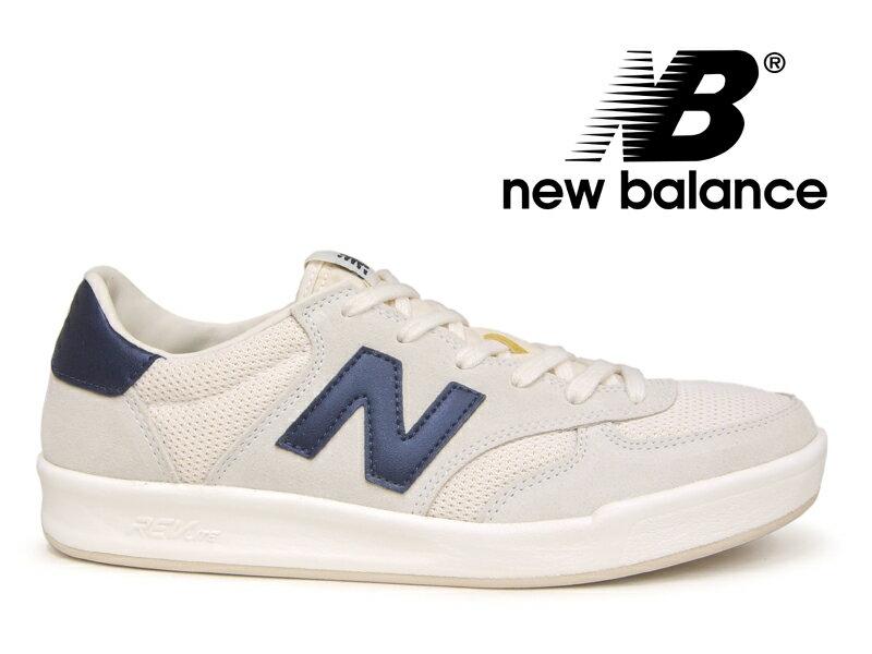 残り24.0 25.5センチ NEW BALANCE CRT300 WA ニューバランス レディース メンズ スニーカー ホワイト/ネイビー【国内正規品】