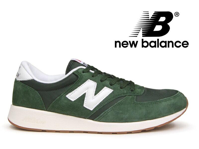 【40%OFF】NEW BALANCE MRL420 SF ニューバランス レディース メンズ スニーカー グリーン 緑【国内正規品】