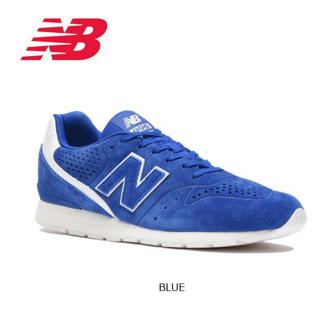 【ショップ限定エントリーで+P5倍12/16 20時~】ニューバランス new balance スニーカー MRL996D6 BLUE  メンズ レディース 日本正規品  【靴】