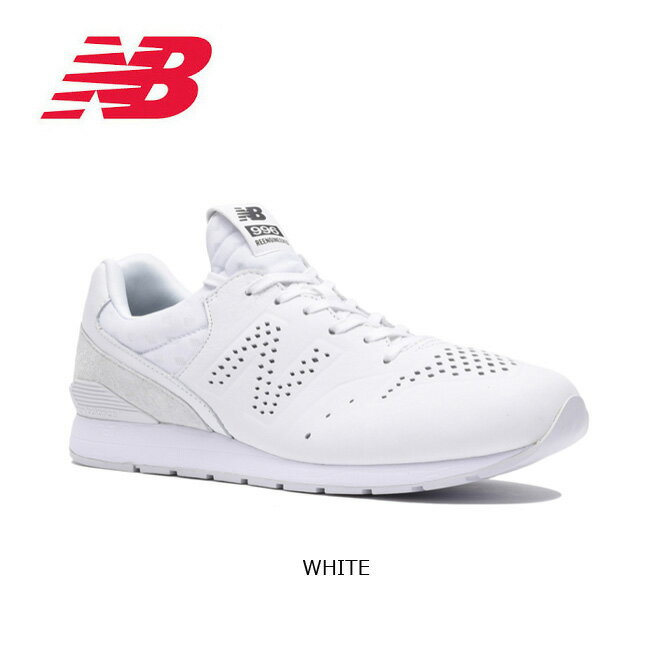 【ショップ限定エントリーで+P5倍12/16 20時~】ニューバランス new balance スニーカー MRL996D7 WHITE  メンズ レディース 日本正規品  【靴】