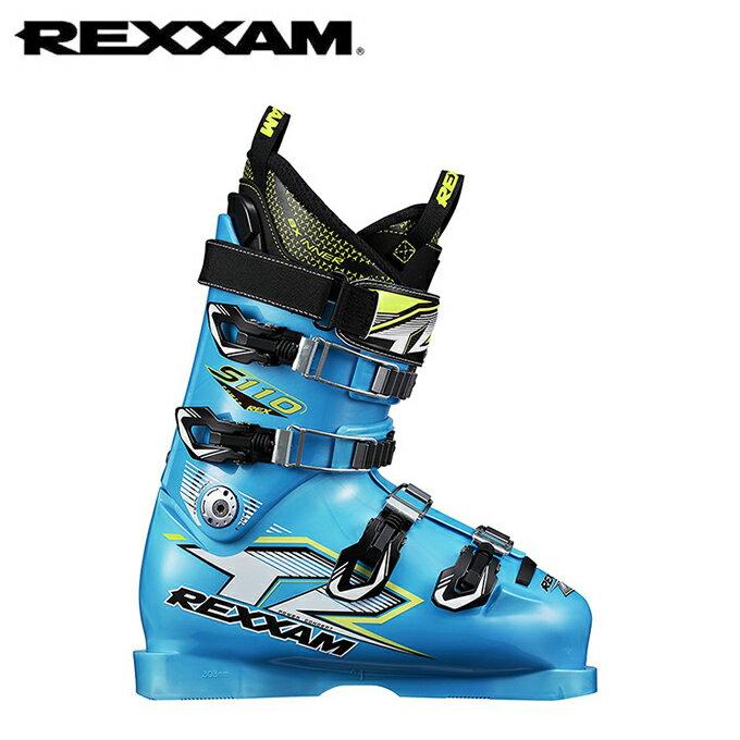 レグザム REXXAMスキー メンズバックルブーツPowre REX-S110パワーレックス S110スキーブーツ