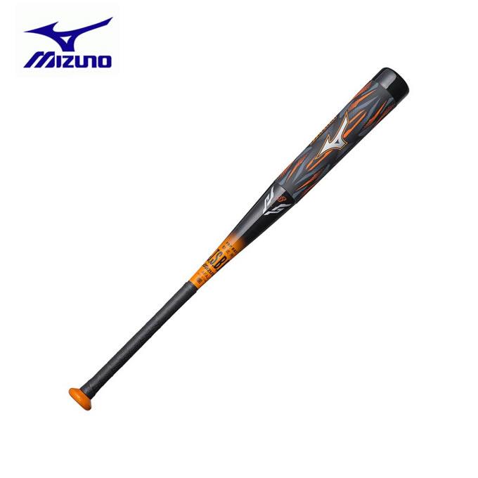 ミズノ MIZUNO 野球  軟式バット 軟式用FRP製 ビヨンドマックス オーバル 1CJBR13383 0954
