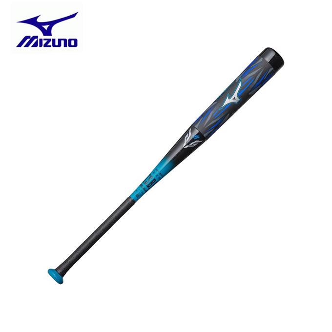 ミズノ MIZUNO 野球  軟式バット 軟式用FRP製 ビヨンドマックス オーバル 1CJBR13384 0921