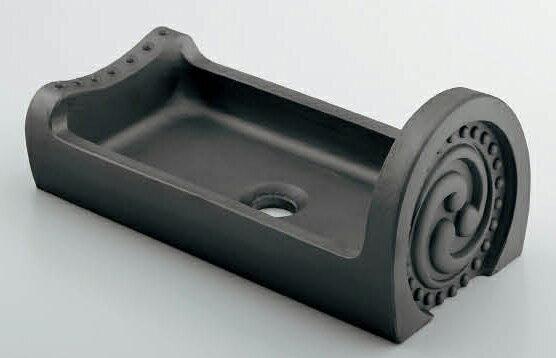 KAKUDAI(カクダイ)甍 角型手洗器493-057