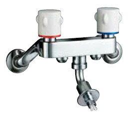 INAX(LIXIL) イナックス リクシル洗濯機用水栓金具�寒冷地仕様】SF-M63RQN
