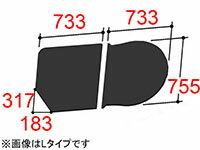 INAX(イナックス) 風呂フタ YFK-1576B(8)L-D/K