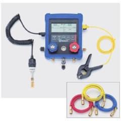 TASCO TA122XA 多機能型(温度・圧力・真空)デジタルゲージマニホールド