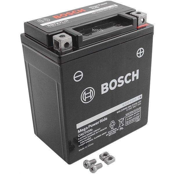 買いしたい 【メーカー在庫あり】 RBTX7L-N BOSCH ボッシュ MFバッテリー 制御弁型 12V (液入り充電済)