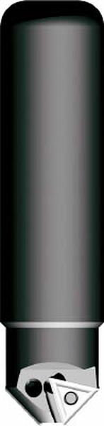 NK4031T20 796-6563 富士元工業(株) 富士元 面取りカッター 40° シャンクφ20