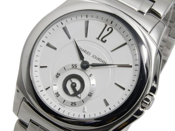 シャルル ジョルダン CHARLES JOURDAN クオーツ メンズ 腕時計 151.12.1