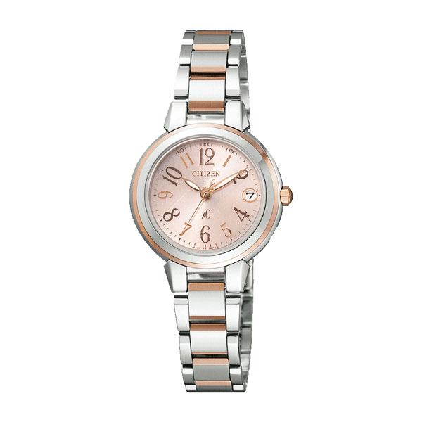シチズン CITIZEN クロスシー レディース 腕時計 ES8034-57W 国内正規