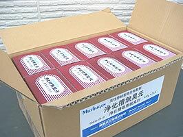 ◆業務用ケース販売 【送料無料】 浄化槽無臭元 630g (入数20箱)