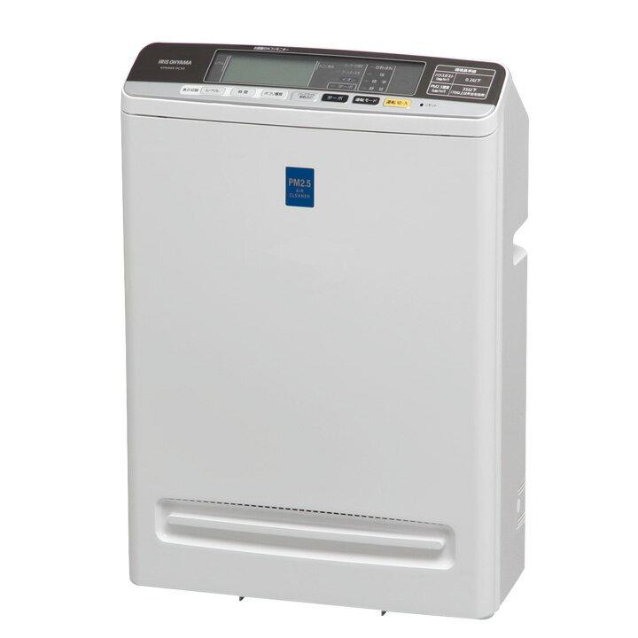 【送料無料】PM2.5対応空気清浄機 PM2.5ウォッチャー 25畳用 KPMMS-DC50 アイリスオーヤマ