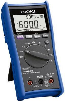 【代引不可】【メーカー直送】 日置電機【計測機器】 デジタルマルチメータ DT4252 DT4252 (7538600)【ラッピング不可】