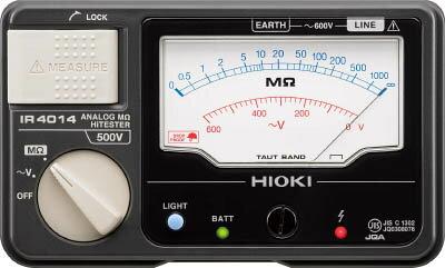 【代引不可】【メーカー直送】 日置電機【計測機器】 メグオームハイテスタ IR401410 (3557472)【ラッピング不可】