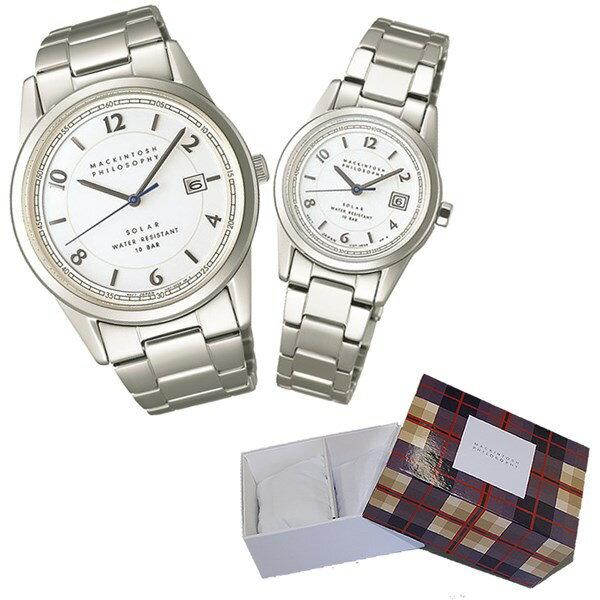 【国内正規品】【セット】 [セイコー]SEIKO 腕時計 FBZD998・FDAD998 MACKINTOSH PHILOSOPHY [マッキントッシュ フィロソフィー]【ペアウォッチ】