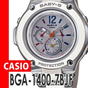 CASIO カシオ【時計】 BABY-G[ベイビーG] BGA-1400-7BJF [国内正規品]