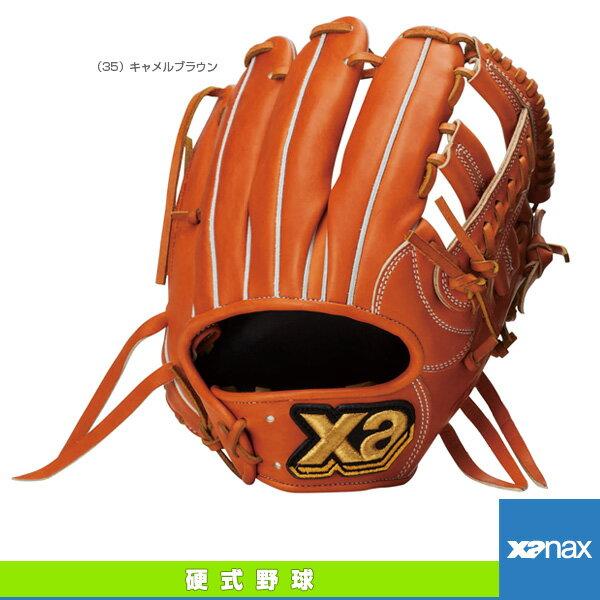 TRUST-X/トラストエックスシリーズ/ 硬式用グラブ/内野手用(BHG-52415)『野球 グローブ ザナックス』