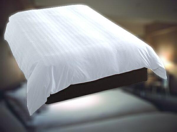 [デュベ]高級ホテル�具デュベ�横入れ�デュベ】(羽毛布団兼ベッドカ�ー)PSシングルサイズ