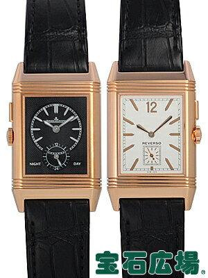 ジャガー・ルクルト グランドレベルソ ウルトラスリムデュオ Q3782520【新品】【メンズ】【腕時計】【送料・代引手数料無料】