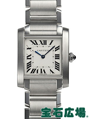 カルティエ タンクフランセーズ MM WSTA0005【新品】【ユニセックス】【腕時計】【送料・代引手数料無料】