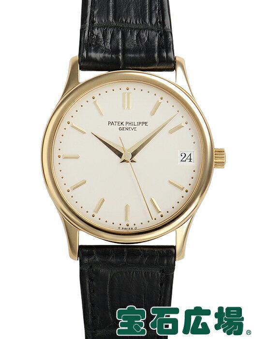 パテック・フィリップ カラトラバ 3998【中古】【メンズ】【腕時計】【送料・代引手数料無料】