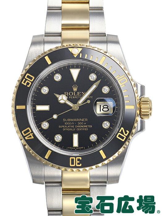 ロレックス サブマリーナデイト 116613GLN【中古】【メンズ】【腕時計】【送料・代引手数料無料】