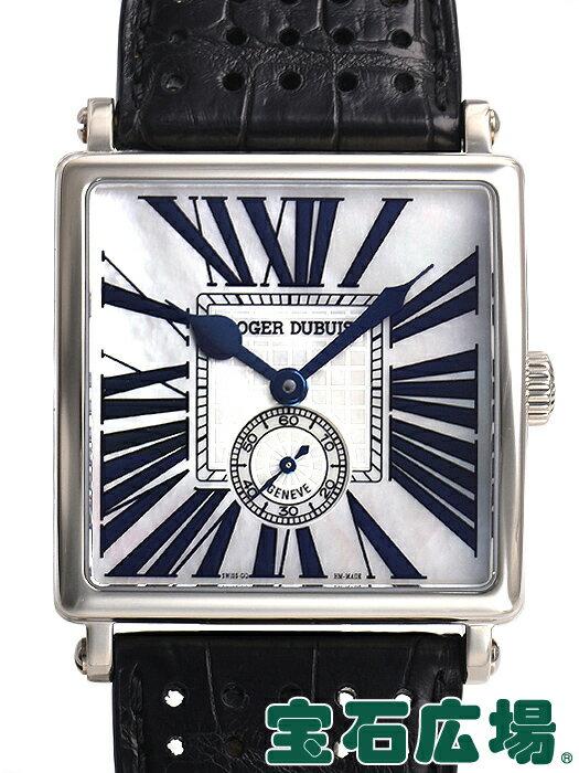 ロジェ・デュブイ ゴールデンスクエア G43 14 0/GN1G.7AR【中古】【メンズ】【腕時計】【送料・代引手数料無料】