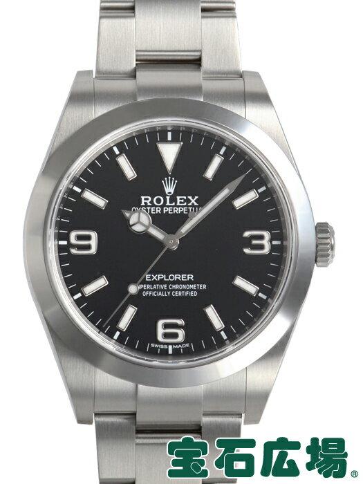 ロレックス エクスプローラー 214270【中古】【メンズ】【腕時計】【送料・代引手数料無料】
