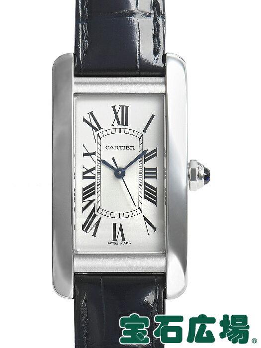 6c5f343ef8 カルティエ タンクアメリカン MM WSTA0017【新品】【ユニセックス】【腕時計】【送料・代引手数料無料】 100%品質