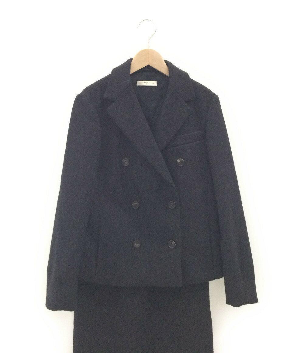 プラダ SIZE 38 (S) スカートスーツ セットアップ PRADA レディース【中古】