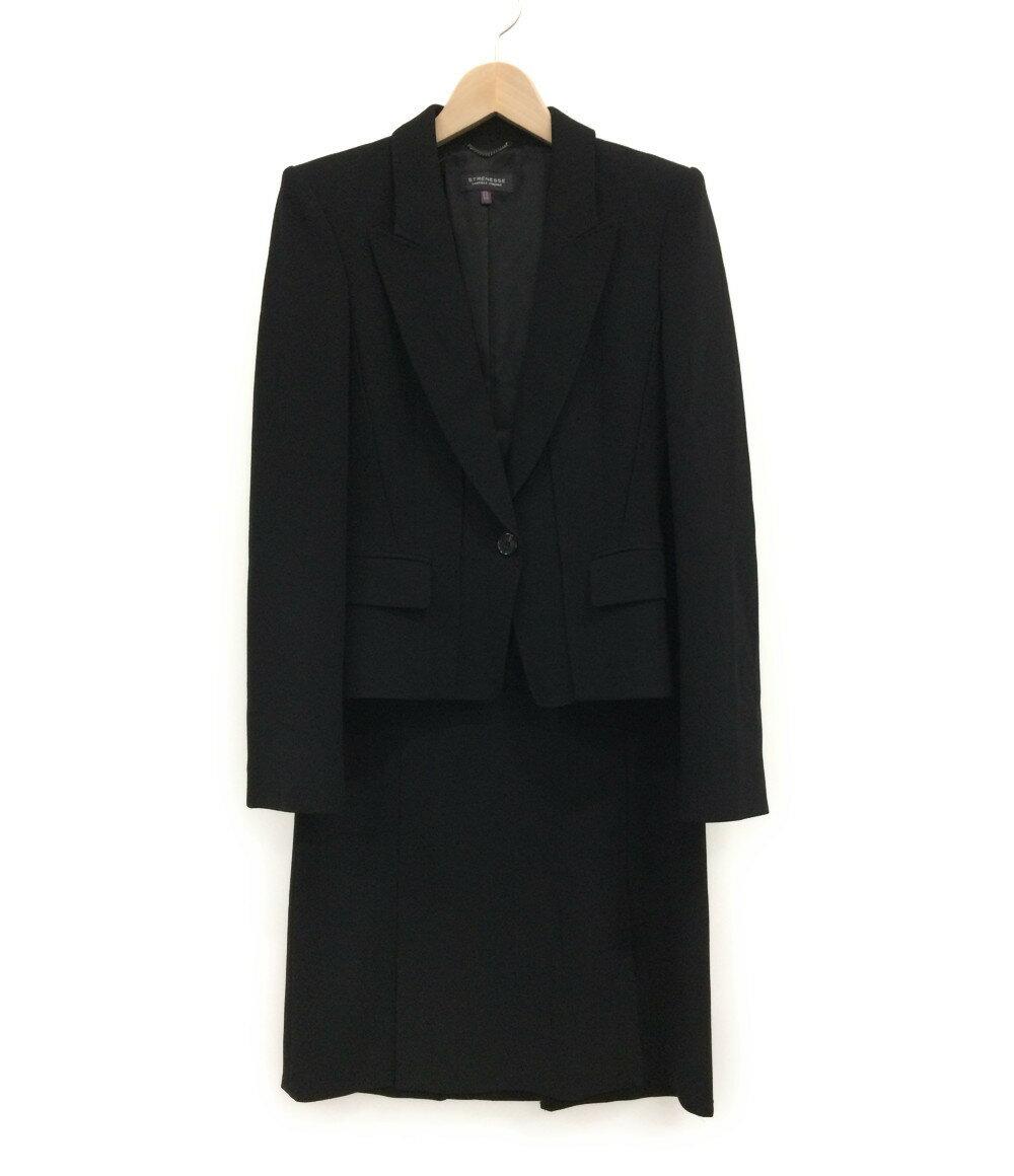 ストラネス SIZE 32 (S) 美品 スカートスーツ STRENESSE レディース【中古】