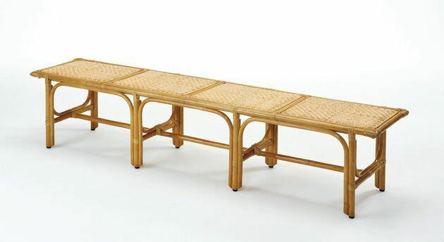 ベンチに腰掛けて靴が履ける、あると便利なエントランスベンチとしたも。 籐ベンチ・大 イス・チェア 座椅子 籐製 送料無料 最安値に挑戦 新生活 引越