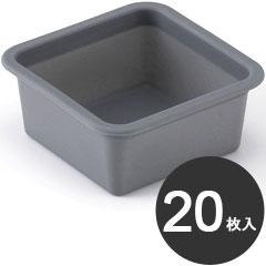 伊藤景 製菓用品 焼型 SIトレー 角型 90 20枚入[fs01gm]【RCP】【HLS_DU】