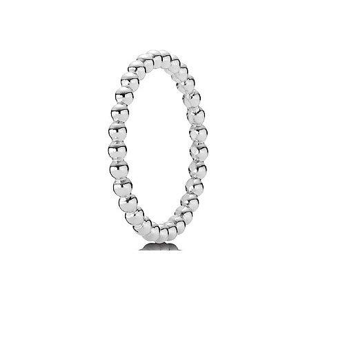 Pandora パンドラ シルバーリング Damen-Ring Silber Grobe 58 190615-58