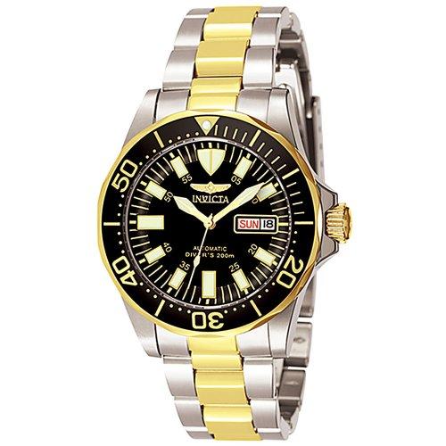 インビクタ 時計 インヴィクタ メンズ 腕時計 Invicta Men's 7045 Signature Collection Pro Diver Two-Tone Automatic Watch