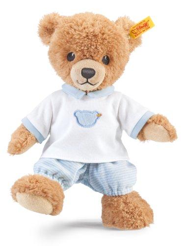 Steiff 239571 シュタイフ ぬいぐるみ テディベア 25cm Sleep Well Bear (Blue)