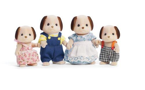 シルバニアファミリー 人形 ビーグル イヌ ファミリー Calico Critters: Beagle Dog Family